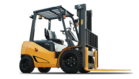 Forklift and Racking Options