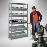 The Shelving & Racking Industry is full of Cowboys